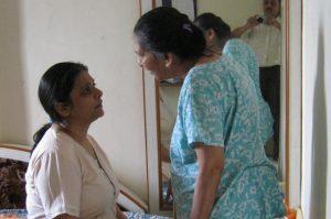 Pratima and Bhavna